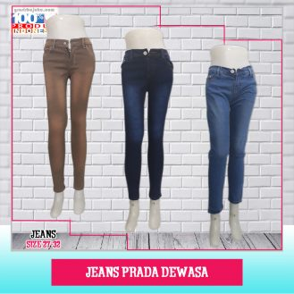 Jeans Prada Dewasa