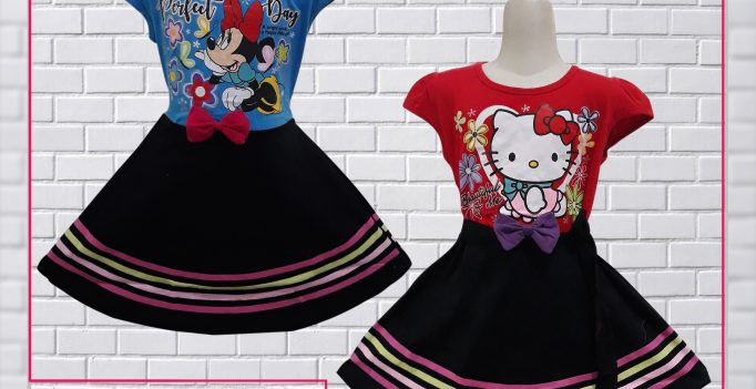 Dress Pita Anak