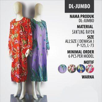 Daster DL Jumbo
