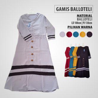 Gamis Balloteli