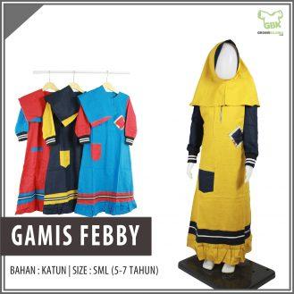 Gamis Febby