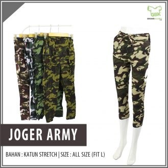 Jogger Army