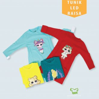 Tunik LED Raisa Murah