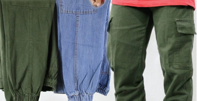 jogger jeans dewasa