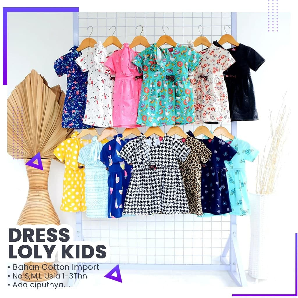 DRESS LOLY KIDS